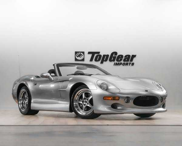 Shelby Series 1 1999 $94888.00 incacar.com