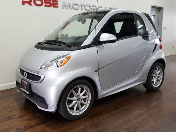 Smart fortwo electric drive 2015 $6995.00 incacar.com