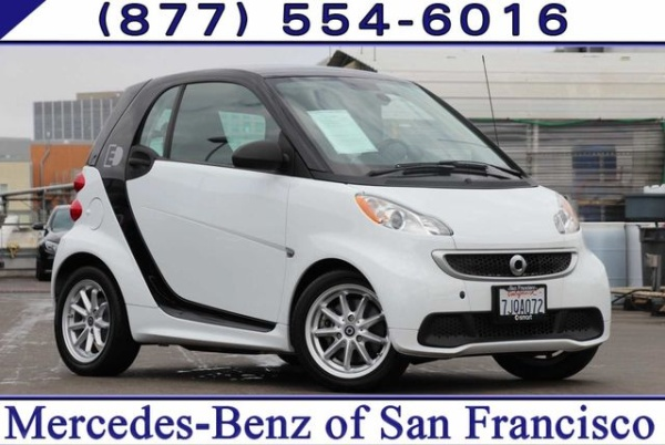 Smart fortwo electric drive 2015 $7227.00 incacar.com
