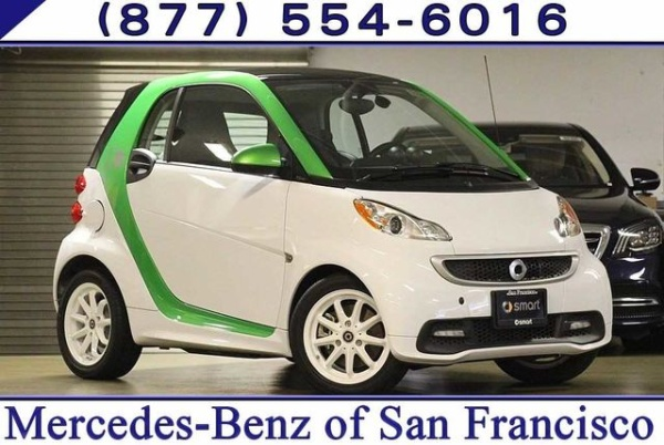 Smart fortwo electric drive 2015 $8480.00 incacar.com