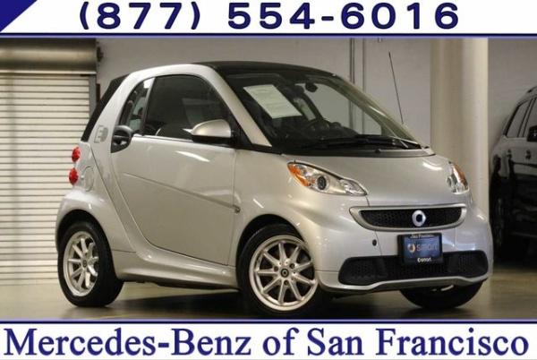 Smart fortwo electric drive 2016 $8480.00 incacar.com