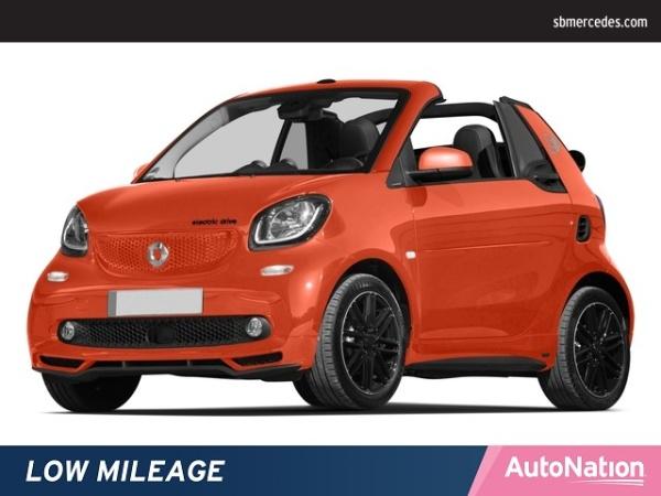 Smart fortwo electric drive 2018 $22900.00 incacar.com