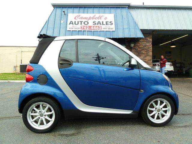 Smart fortwo 2008 $6995.00 incacar.com