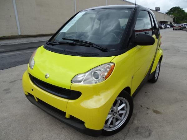 Smart fortwo 2008 $3799.00 incacar.com
