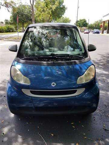 Smart fortwo 2008 $2650.00 incacar.com