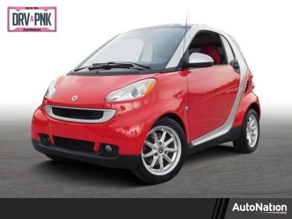Smart fortwo 2009 $5491.00 incacar.com