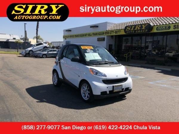Smart fortwo 2009 $6999.00 incacar.com