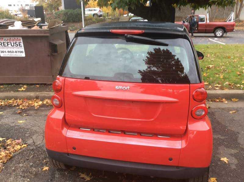 Smart fortwo 2009 $2999.00 incacar.com