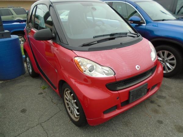 Smart fortwo 2012 $4000.00 incacar.com