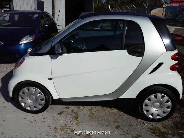 Smart fortwo 2012 $3995.00 incacar.com
