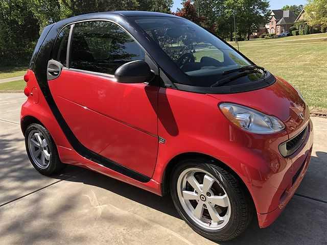 Smart fortwo 2012 $3700.00 incacar.com