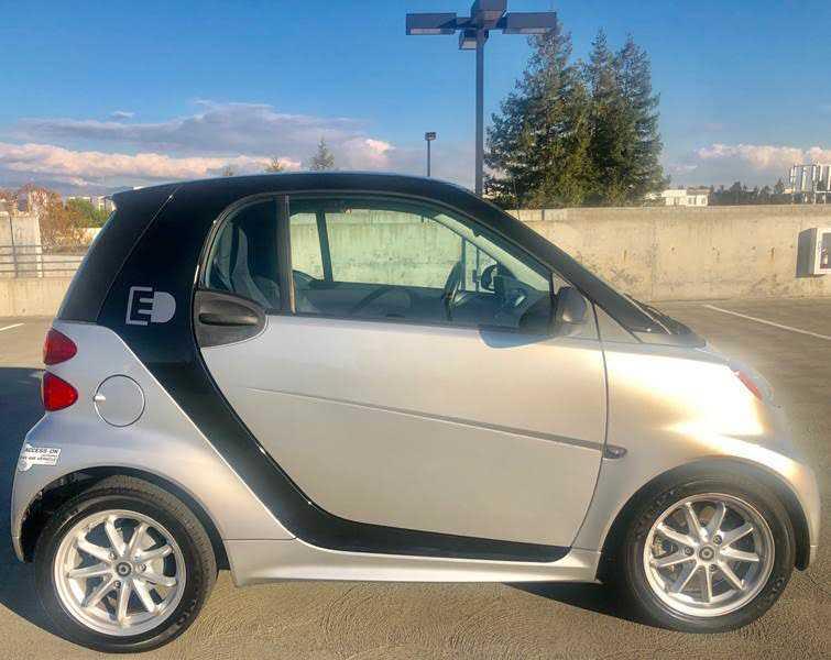 Smart fortwo 2015 $6500.00 incacar.com