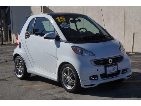 Smart fortwo 2015 $7200.00 incacar.com