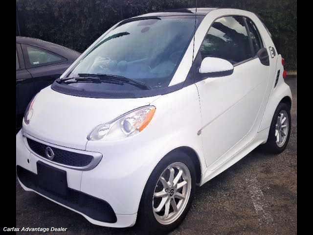 Smart fortwo 2015 $5895.00 incacar.com