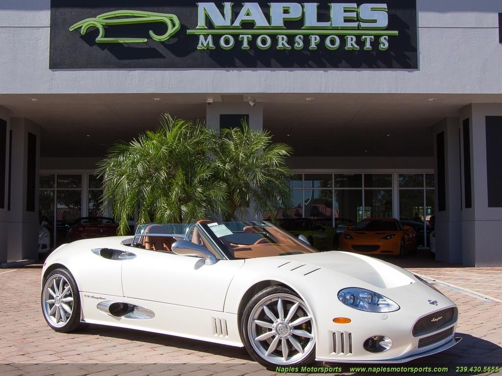 Spyker C8 2009 $299995.00 incacar.com
