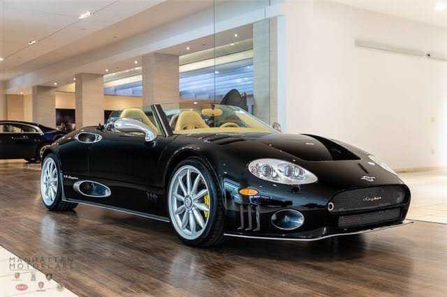 Spyker C8 2010 $305500.00 incacar.com