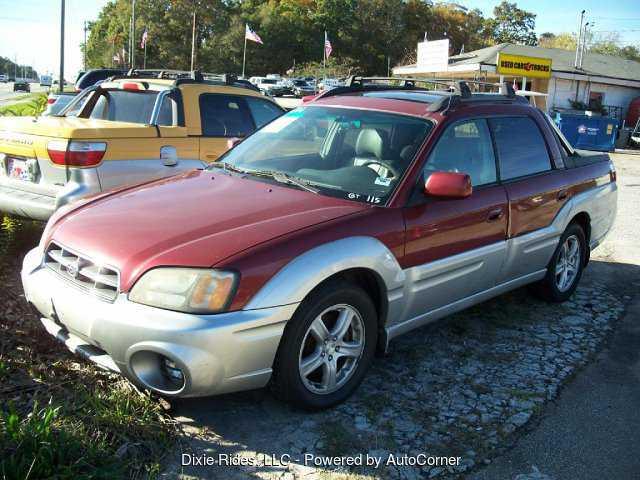 Subaru Baja 2003 $5495.00 incacar.com