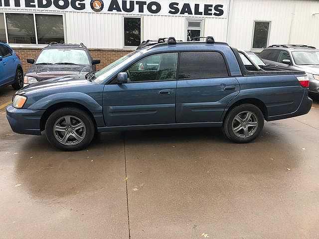 Subaru Baja 2006 $10500.00 incacar.com
