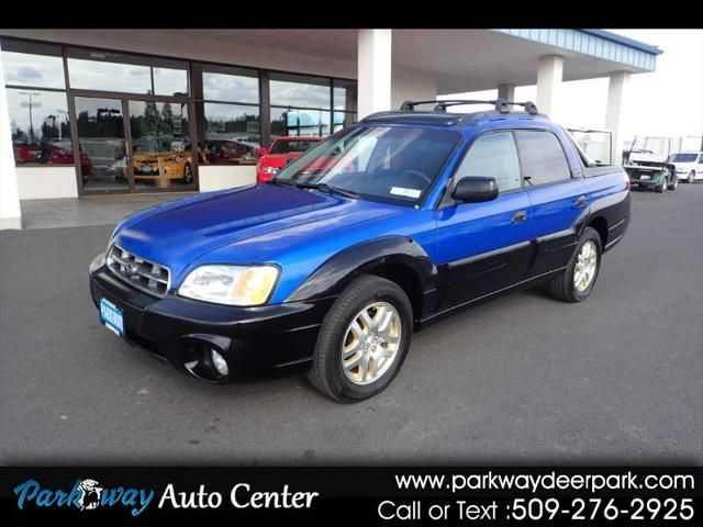 Subaru Baja 2006 $7495.00 incacar.com