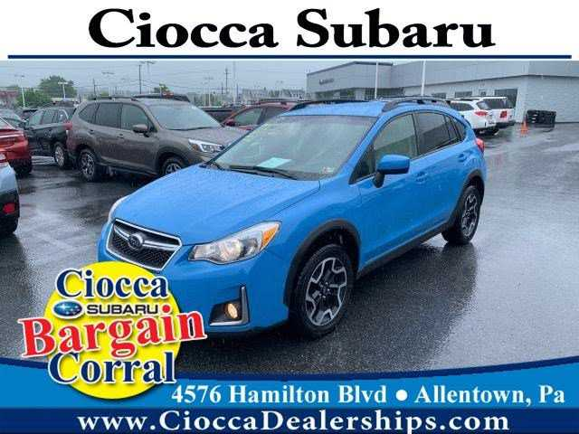 Subaru Crosstrek 2016 $14995.00 incacar.com