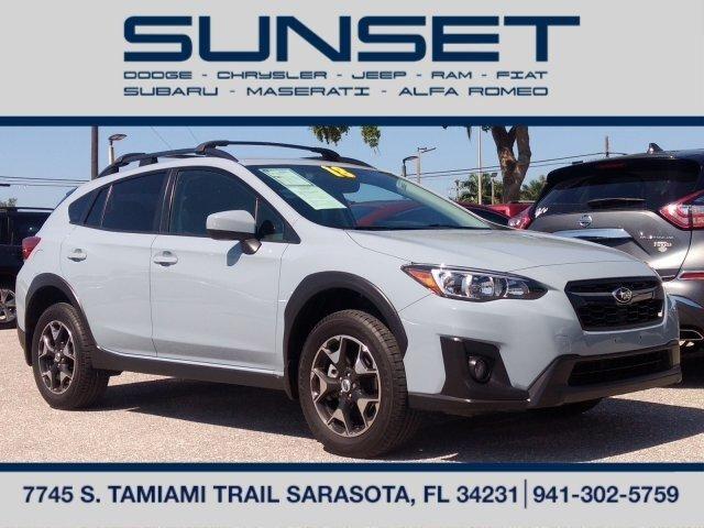 Subaru Crosstrek 2018 $21988.00 incacar.com