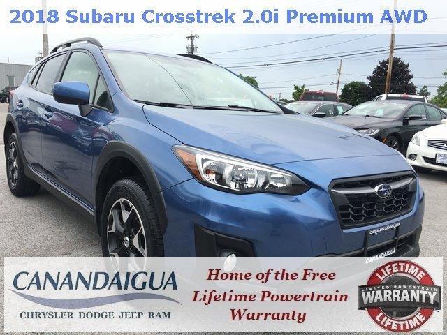 Subaru Crosstrek 2018 $21491.00 incacar.com