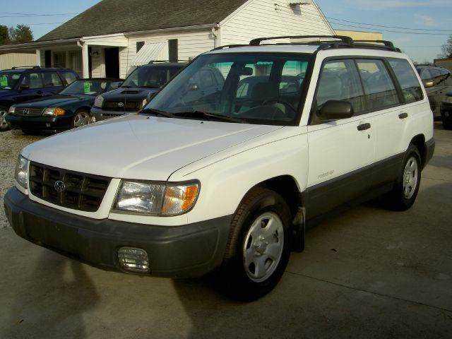 Subaru Forester 1999 $4995.00 incacar.com