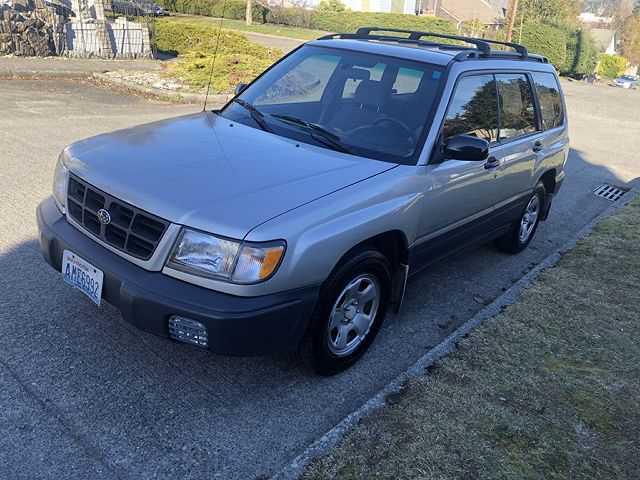 Subaru Forester 1999 $6900.00 incacar.com
