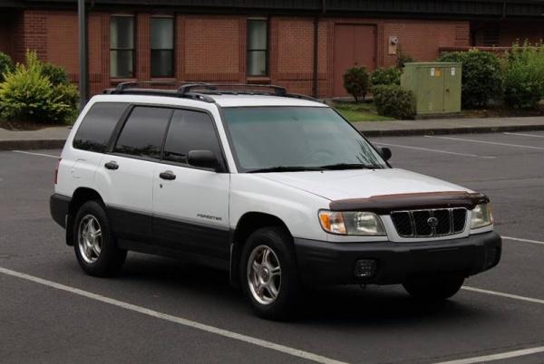 Subaru Forester 2001 $3333.00 incacar.com