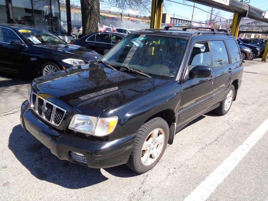 Subaru Forester 2001 $1499.00 incacar.com