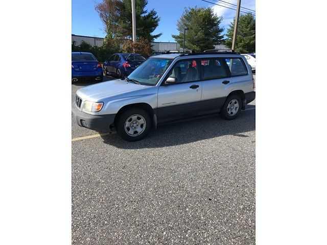 Subaru Forester 2002 $1500.00 incacar.com