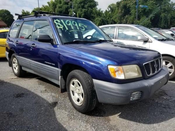 Subaru Forester 2002 $1995.00 incacar.com