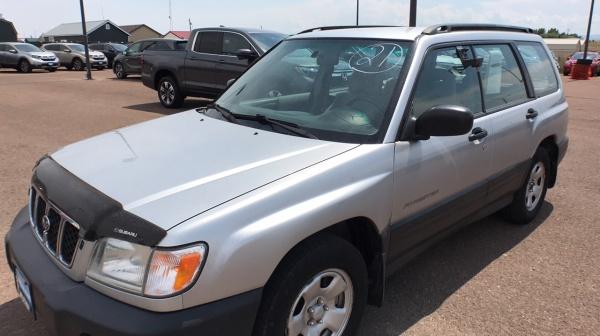 Subaru Forester 2002 $6992.00 incacar.com