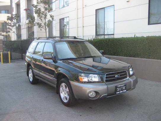 Subaru Forester 2003 $5995.00 incacar.com