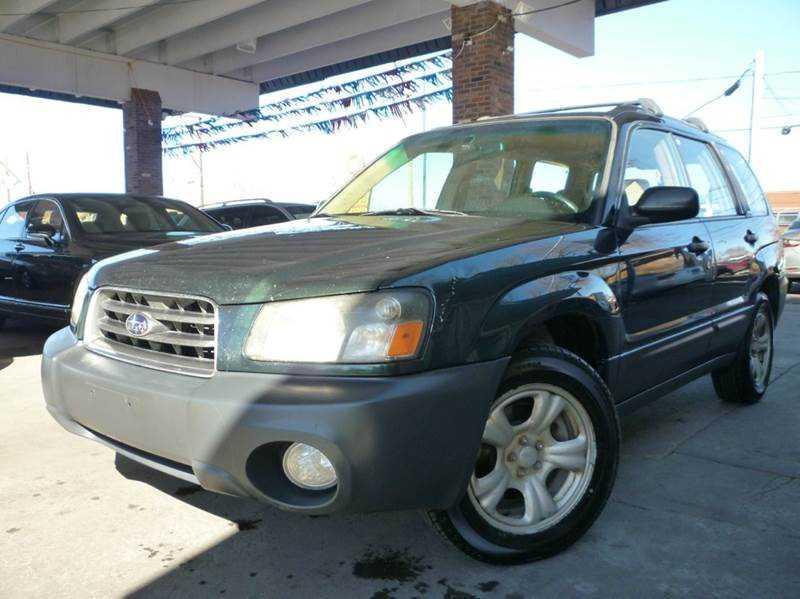 Subaru Forester 2003 $3200.00 incacar.com