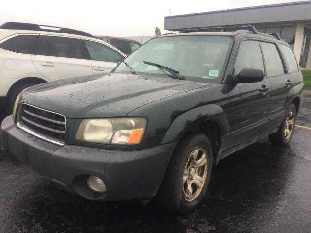 Subaru Forester 2003 $1350.00 incacar.com
