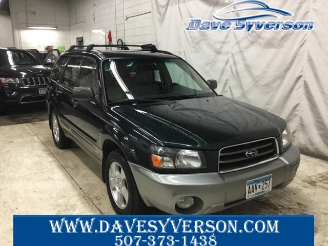 Subaru Forester 2004 $6950.00 incacar.com