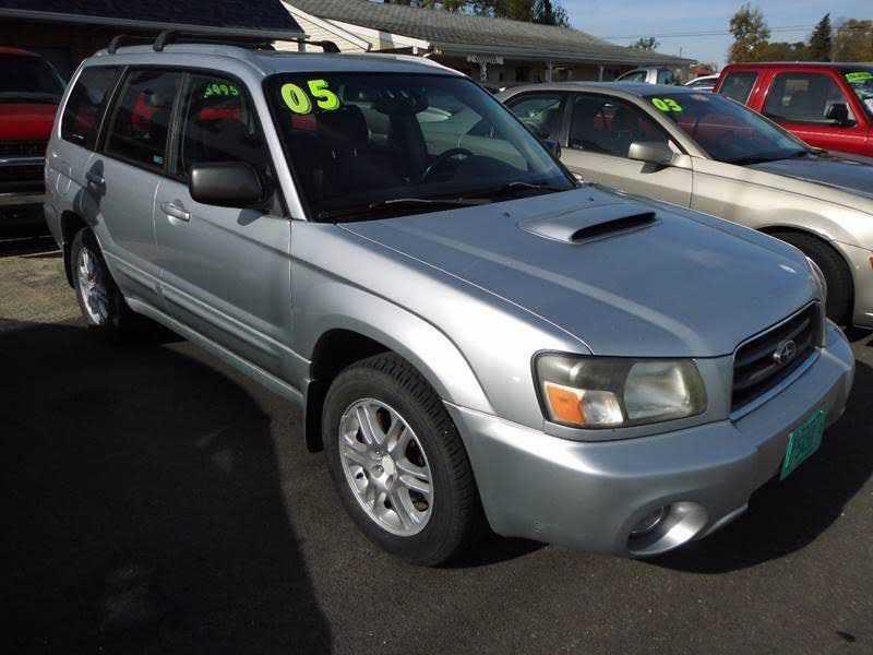 Subaru Forester 2005 $4995.00 incacar.com