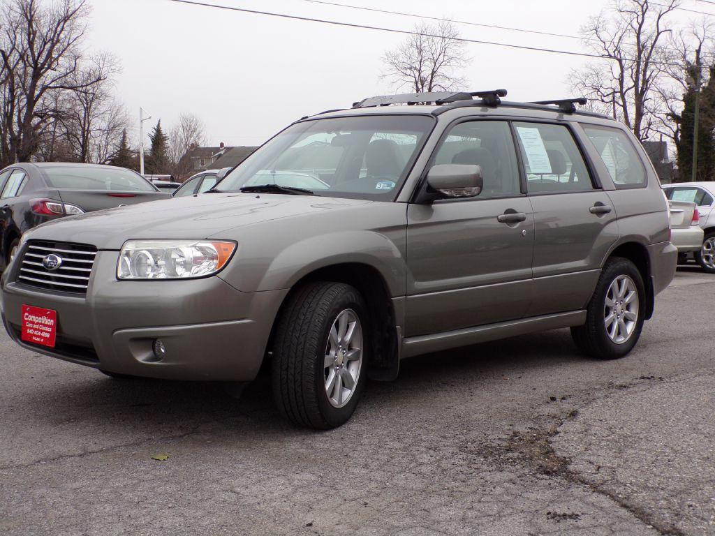 Subaru Forester 2006 $3000.00 incacar.com