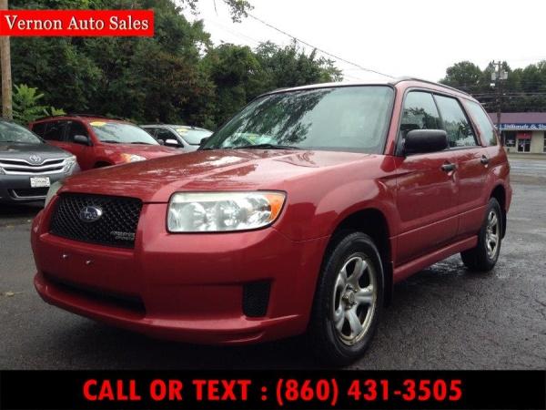 Subaru Forester 2007 $2495.00 incacar.com