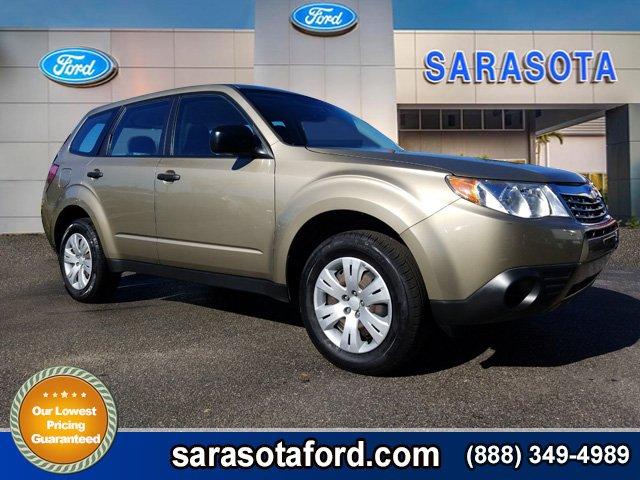 Subaru Forester 2009 $10000.00 incacar.com