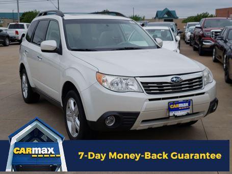 Subaru Forester 2009 $12599.00 incacar.com