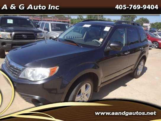 Subaru Forester 2009 $7000.00 incacar.com