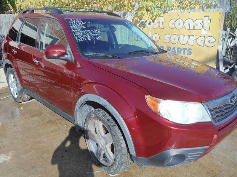Subaru Forester 2009 $3795.00 incacar.com