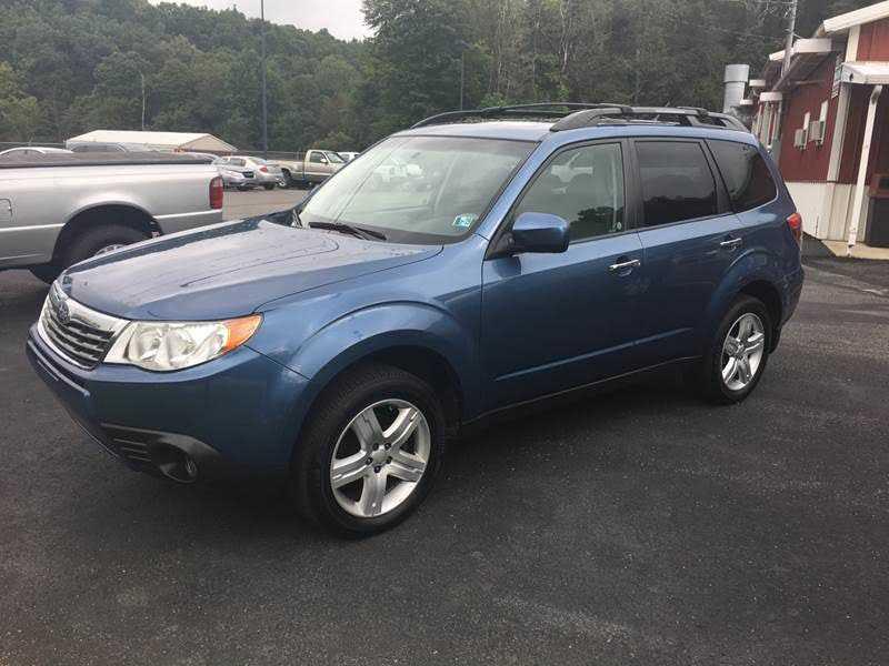 Subaru Forester 2010 $12377.00 incacar.com