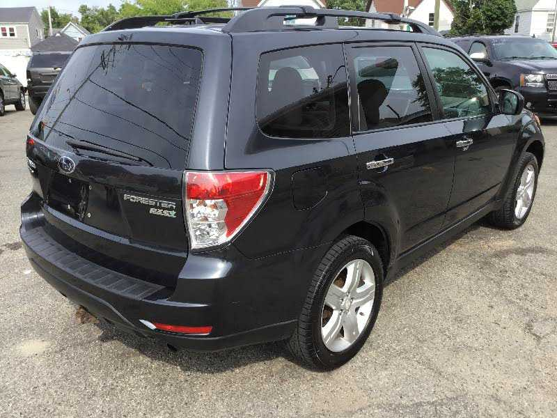used Subaru Forester 2010 vin: JF2SH6CC1AG762337