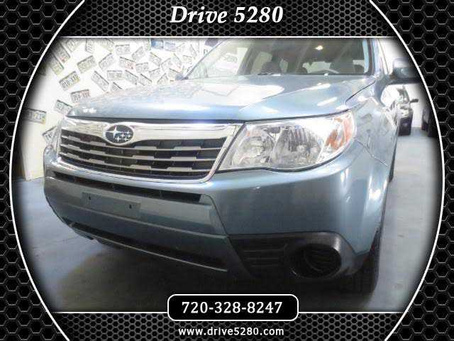 Subaru Forester 2010 $9500.00 incacar.com