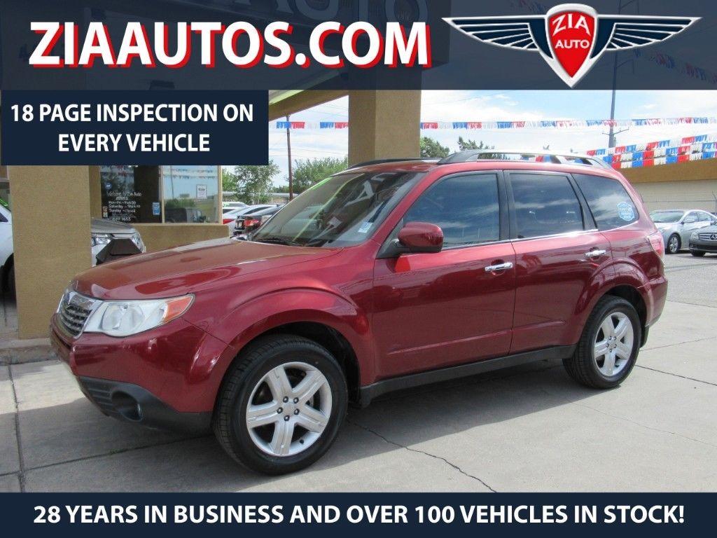 Subaru Forester 2010 $12720.00 incacar.com