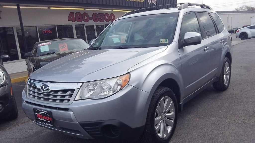 Subaru Forester 2012 $14899.00 incacar.com