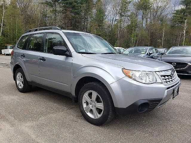 used Subaru Forester 2013 vin: JF2SHABC4DH413966